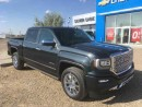New 2017 GMC Sierra Denali 1500 4WD CR 420 HP 6.2L Denali for sale in Shaunavon, SK
