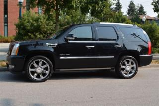 Used 2012 Cadillac Escalade 7 PASSENGER AWD for sale in Vancouver, BC