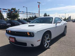 Used 2016 Dodge Challenger SXT for sale in Brampton, ON