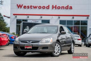 Used 2007 Honda Accord EX V6 for sale in Port Moody, BC