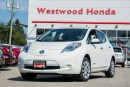 Used 2014 Nissan Leaf S - Accident Free, One owner! for sale in Port Moody, BC