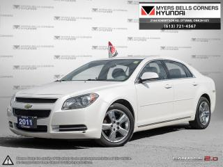 Used 2011 Chevrolet Malibu 2LT for sale in Nepean, ON
