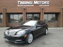 Used 2011 Mercedes-Benz C250 4MATIC | LEATHER | SUNROOF | for sale in Mississauga, ON