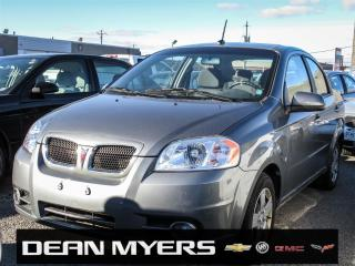 Used 2009 Pontiac G3 Wave SE for sale in North York, ON