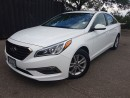 Used 2015 Hyundai Sonata GL-almost spotless-Certified for sale in Mississauga, ON