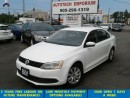 Used 2014 Volkswagen Jetta Prl White Auto/All Power &GPS*$39/wkly for sale in Mississauga, ON