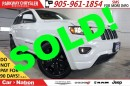 Used 2015 Jeep Grand Cherokee LAREDO| ALTITUDE3 | NAV| PWR TAILGATE| SUNROOF| for sale in Mississauga, ON