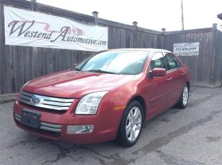 Used 2007 Ford Fusion SEL for sale in Stittsville, ON