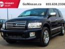 Used 2007 Infiniti QX56 NAVIGATION, SUNROOF, LEATHER!! for sale in Edmonton, AB