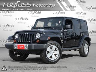 Used 2012 Jeep Wrangler Unlimited Sahara for sale in Woodbridge, ON