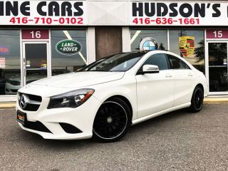 Used 2014 Mercedes-Benz CLA250 CLA 250 for sale in North York, ON