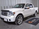 Used 2014 Ford F-150 Limited  for sale in Red Deer, AB