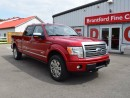 Used 2012 Ford F-150 Lariat 4x4 SuperCrew Cab 5.5 ft. box 145 in. WB for sale in Brantford, ON