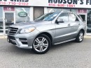 Used 2012 Mercedes-Benz ML 350 ML 350 BlueTEC for sale in North York, ON