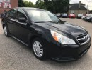 Used 2010 Subaru Legacy 2.5i/4WD/ONE OWNER/NO ACCIDENT/SAFETY/WARRANTY INC for sale in Cambridge, ON