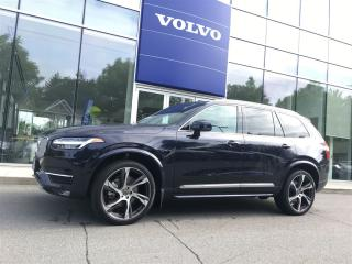 Used 2017 Volvo XC90 T6 AWD Inscription w Conv/Vision/Climate(HUD) for sale in Surrey, BC