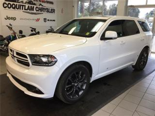 Used 2017 Dodge Durango R/T for sale in Coquitlam, BC