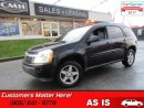Used 2005 Chevrolet Equinox LT  AS TRADED *UNCERTIFIED* for sale in St Catharines, ON