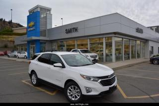 New 2018 Chevrolet Equinox LT for sale in Kamloops, BC