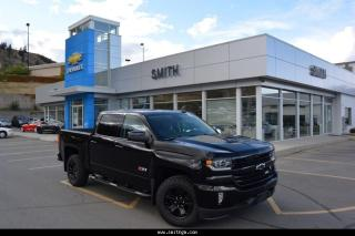 New 2018 Chevrolet Silverado 1500 for sale in Kamloops, BC