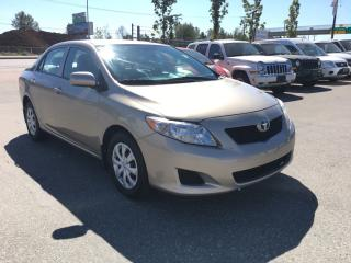 Used 2009 Toyota Corolla 4DR SDN AUTO CE for sale in Coquitlam, BC