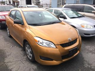 Used 2010 Toyota Matrix 4DR WGN AUTO FWD for sale in Coquitlam, BC
