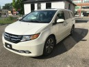 Used 2014 Honda Odyssey Touring! No Accidents! for sale in Scarborough, ON
