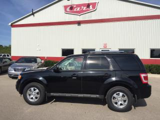 Used 2010 Ford Escape Limited for sale in Tillsonburg, ON