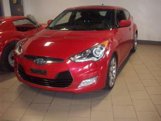 Used 2012 Hyundai Veloster w/Tech for sale in Markham, ON