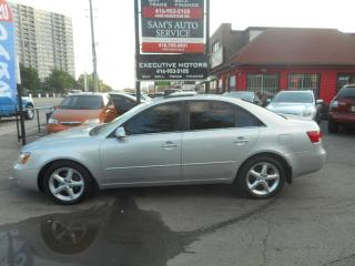 Used 2007 Hyundai Sonata GLS LOADED for sale in Scarborough, ON