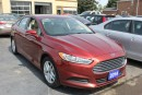 Used 2014 Ford Fusion SE Bluetooth Accident Free for sale in Brampton, ON
