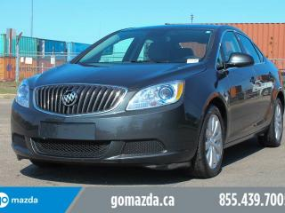 Used 2016 Buick Verano Base AIR TILT CRUISE for sale in Edmonton, AB