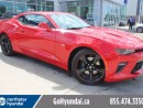 Used 2016 Chevrolet Camaro 1SS SUNROOF HEATED SEATS LOW KM for sale in Edmonton, AB