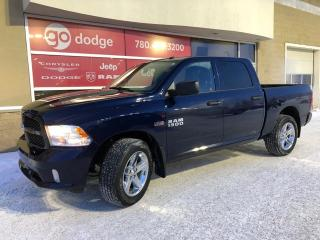 Used 2017 RAM 1500 Express 4x4 Crew Cab for sale in Edmonton, AB