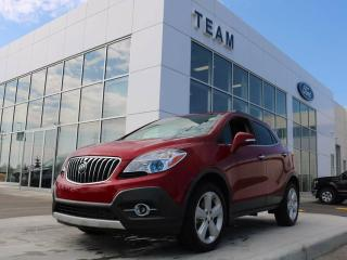 Used 2016 Buick Encore Convenience, 1.4L I4 Turbo, AWD, Nav, One Owner for sale in Edmonton, AB
