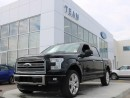 Used 2016 Ford F-150 Limited, 3.5L Ecoboost, 360 Camera, Adaptive Cruise and Lane Keep Assist for sale in Edmonton, AB