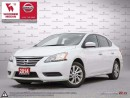 Used 2014 Nissan Sentra 1.8 SV for sale in Etobicoke, ON