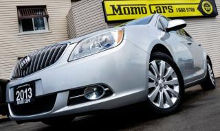 Used 2013 Buick Verano BackUp Cam+Touchscreen+USB! ONLY $121/bi-weekly! for sale in St Catharines, ON