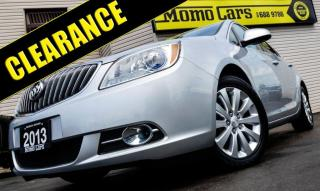 Used 2013 Buick Verano BackUp Cam+Touchscreen+USB! ONLY $119/bi-weekly! for sale in St Catharines, ON