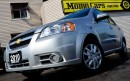 Used 2010 Chevrolet Aveo LT! Cruise+AuxIn+A/C! ONLY $97/bi-weekly! for sale in St Catharines, ON