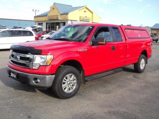 Used 2014 Ford F-150 XLT SuperCab4X4 8ftBox 5.0L for sale in Brantford, ON