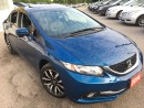 Used 2014 Honda Civic Touring/AUTO/SUNROOF/NAVI/BACKUP CAMERA/LIKE NEW for sale in Scarborough, ON