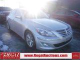 Photo of Silver 2013 Hyundai Genesis