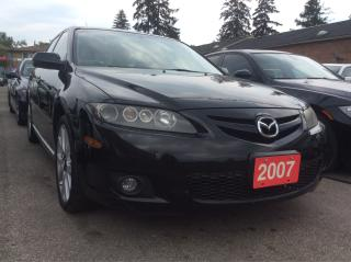 Used 2007 Mazda MX-6 GT for sale in Scarborough, ON
