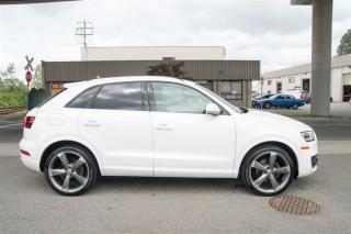 Used 2015 Audi Q3 END OF THE MONTH! EVERYTHING REDUCED! 604-434-8105 for sale in Langley, BC
