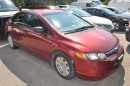 Used 2008 Honda Civic DX for sale in Aurora, ON