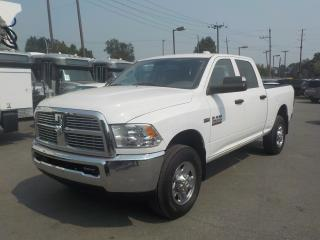 Used 2014 Dodge Ram 3500 ST Crew Cab Short Box 4WD for sale in Burnaby, BC