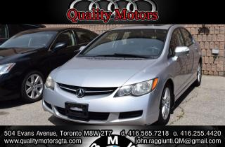Used 2007 Acura CSX PREMIUM PACKAGE for sale in Etobicoke, ON