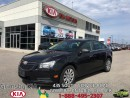 Used 2011 Chevrolet Cruze LS+ w/1SB...SMOOTH CRUZING!! for sale in Grimsby, ON