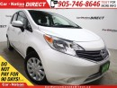 Used 2016 Nissan Versa Note 1.6 SV| BACK UP CAMERA| WE WANT YOUR TRADE| for sale in Burlington, ON